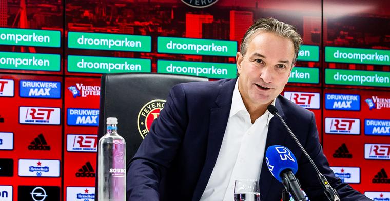 'Frustraties lopen op na nieuw incident: Feyenoord dringt al lang aan op gesprek'