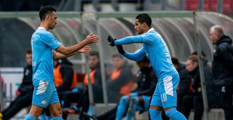Zahavi ziet Ihattaren vertrekken: Zelfs Messi en Ronaldo werken voor het team