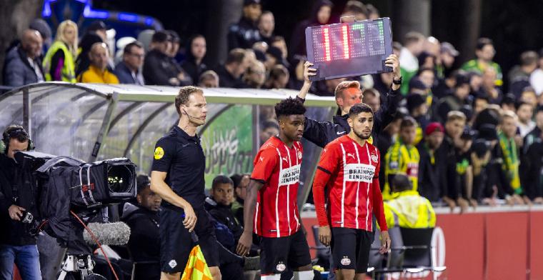 Romero is na 361 dagen terug bij PSV: Het was zwaar afgelopen jaar