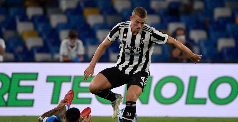 Fabrizio Romano onthult torenhoge ontsnappingsclausule De Ligt vanaf zomer 2022