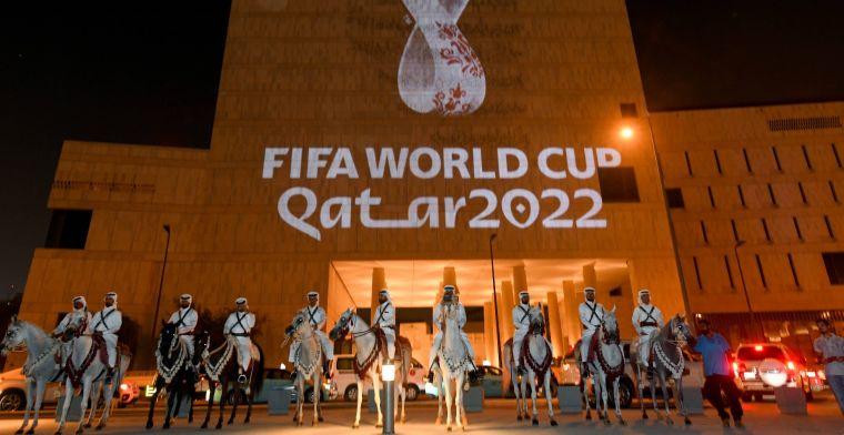 Qatar denkt aan vaccinatieplicht op WK: mogelijk probleem voor topspelers