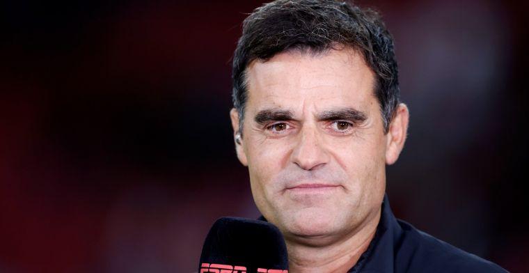 Perez wijst PSV-trainer Schmidt op Max: Heb je dit ooit van je leven gezien?