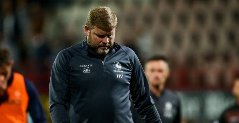 Vanhaezebrouck is niet te spreken over VAR na verlies Gent: Niet aanvaardbaar