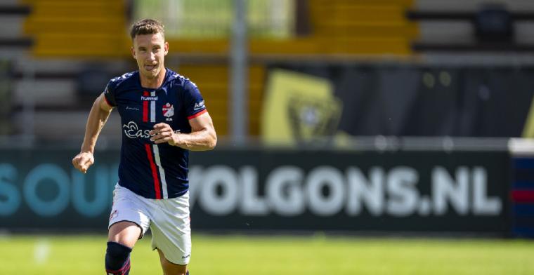 Toptransfer voor Bijl (ex- FC Emmen): 'Hoog aangeschreven competitie'