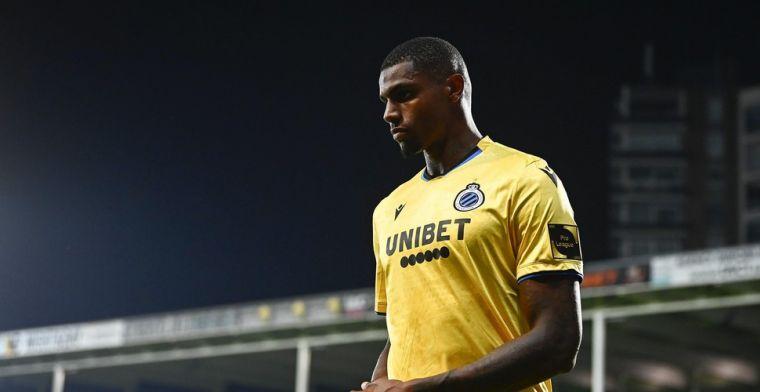 Mignolet kan geluk niet op met Wesley bij Club Brugge: Kunnen we gebruiken