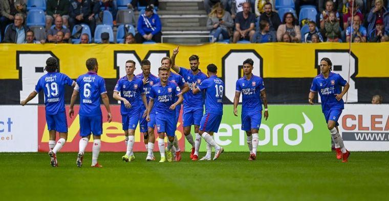 'Punt tegen Ajax, maar toen waren we slecht, gewonnen van Utrecht, ook niet goed'