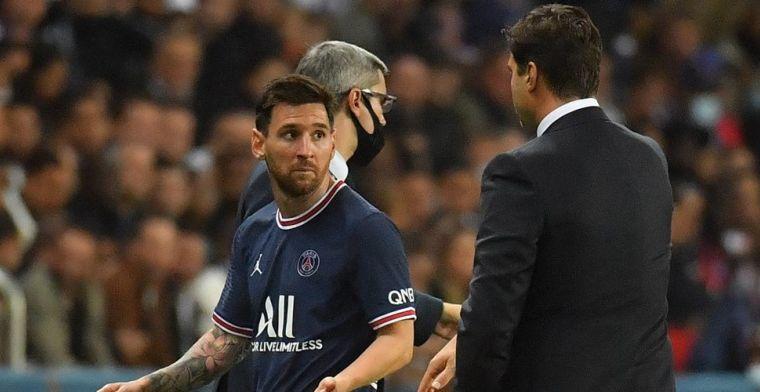 Het nieuwe PSG mét Lionel Messi: ploeg valt uiteen in twee blokken