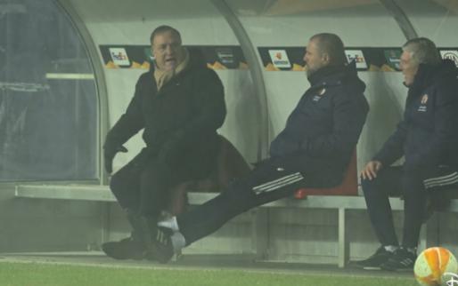 Beelden uit Feyenoord-docu: Advocaat geeft Pot en Jörgensen veeg uit de pan