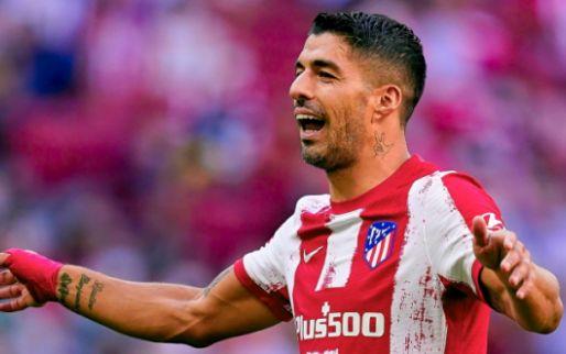 Afbeelding: Suárez wordt held van Atlético met twee late doelpunten tegen stug Getafe