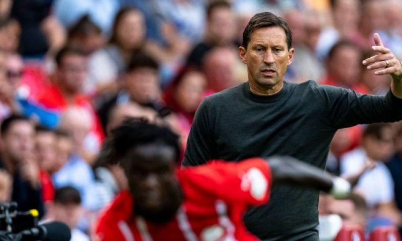 Afbeelding: 'Waarom tegen Feyenoord? Laat ze aan de kant tegen PEC of Cambuur?'