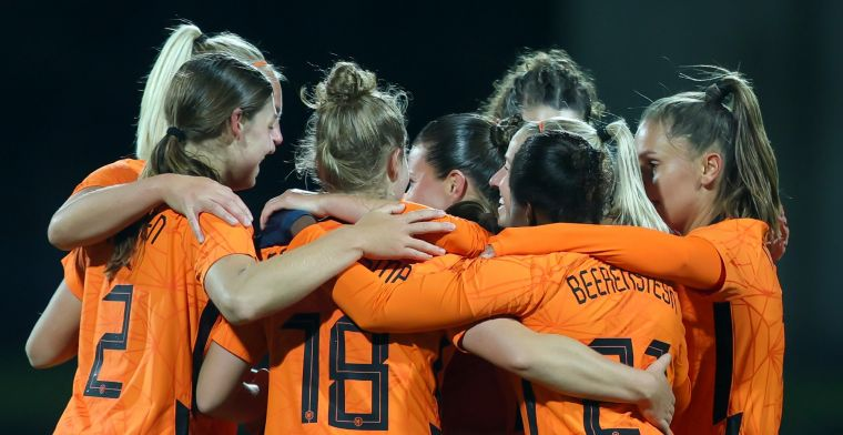 Leeuwinnen boeken nipte maar belangrijke zege in WK-kwalificatie bij IJsland