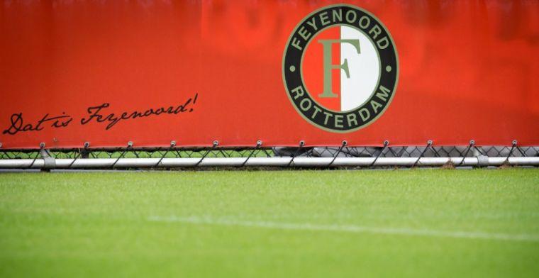 Feyenoord-doelman tekent eerste profcontract: 'Harde werken is nu beloond'