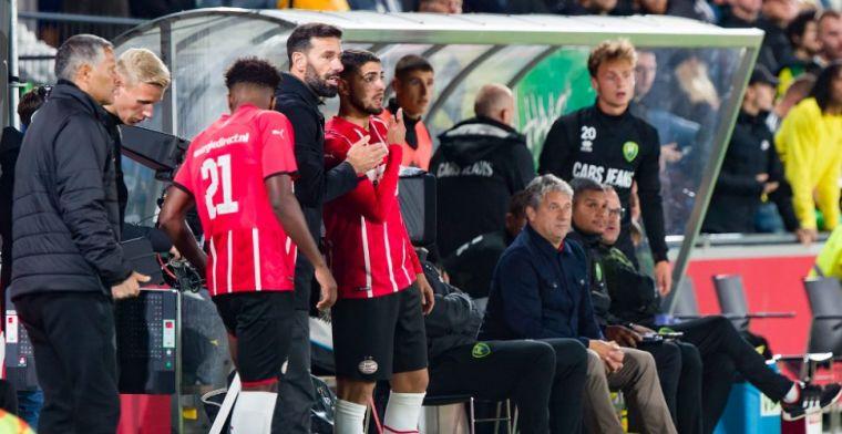 Van Nistelrooy lovend: 'Is hartstikke jong en heeft hele carrière nog voor zich'