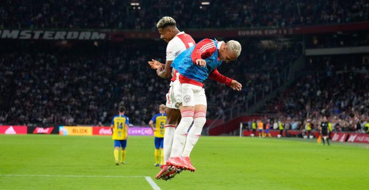 Ajax profiteert van interne competitie: Dat is echt een zegen voor Ten Hag