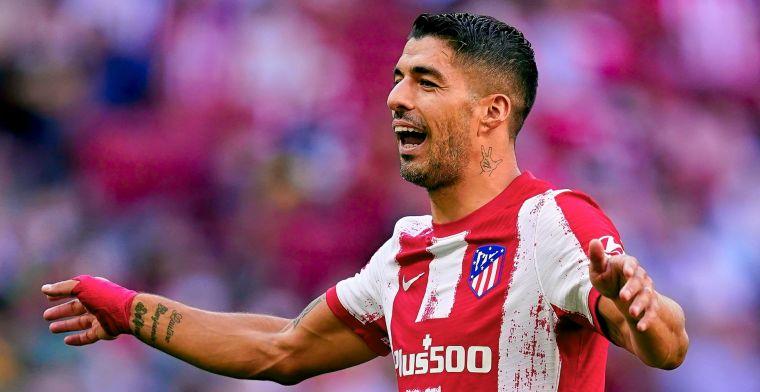 Carrasco ziet Suarez zich tot held van Atlético kronen met twee late doelpunten