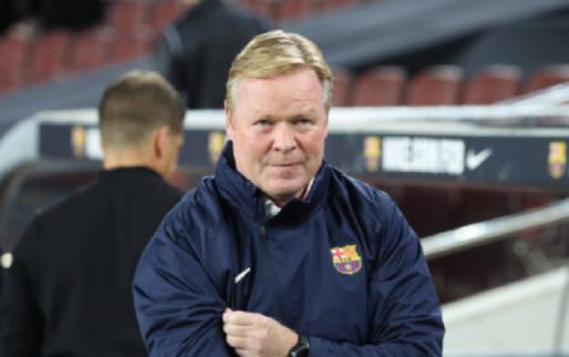 'Laporta verrast door statement Koeman, PR-afdeling Barça gaf negatief advies'