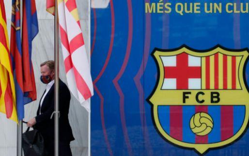 Koeman spreekt zich uitgebreid uit: 'Geen kritiek, maar Messi verbloemde alles'