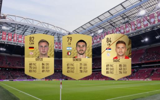 FIFA 22-ratings: Ajax domineert, upgrades PSV-duo en hoge Feyenoord-defensie