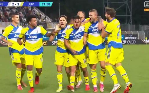 De Ligt geeft Zoet het nakijken en is de gevierde man bij Juventus