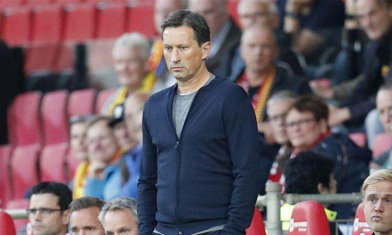 Afbeelding: Schmidt: 'Go Ahead was onze beste tegenstander in de Eredivisie tot nu toe'