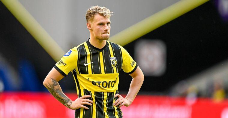 'Wil dit seizoen 20 goals maken voor Vitesse, dat is mijn doel en geloof daar in'