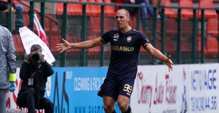 Frey maakte ± 70% van de Antwerp-goals, Maziz Vossen en Selemani ook goed bezig
