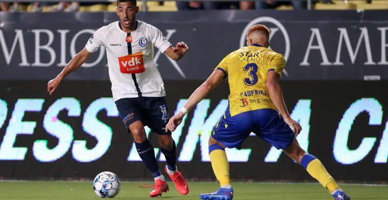 "Caufriez na opvallende transfer: ""Opstapclausule STVV was drie miljoen euro"