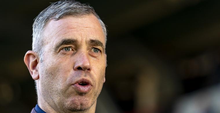 Hake verrast met passeren FC Utrecht-captain: Hij reageerde verrast