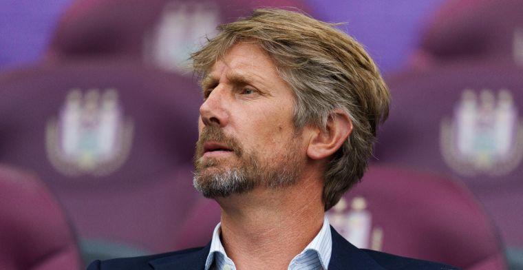 Van der Sar over verschil met Cruijff bij Ajax: 'Ik ben meer van het overlegmodel'