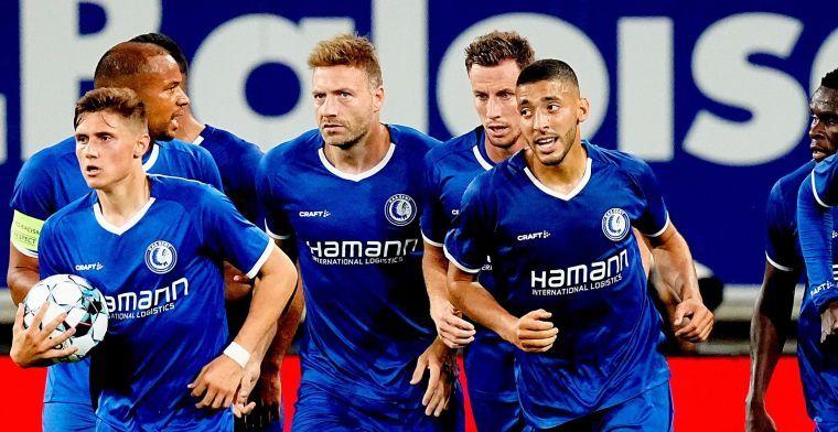Gent moet Hjulsager en Vadis nog steeds missen in Anderlecht, Depoitre wel terug