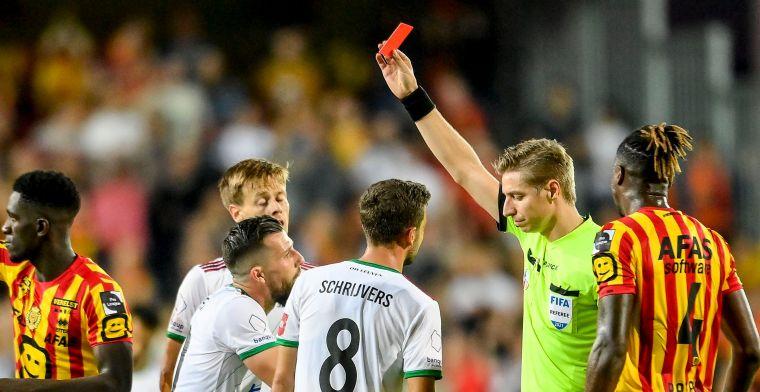 Pech voor OHL: geen Chakla tegen Club Brugge en Beerschot