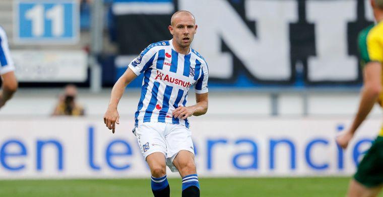'Ik denk nog steeds dat ik het niveau van Feyenoord aan kan, ik koester het'