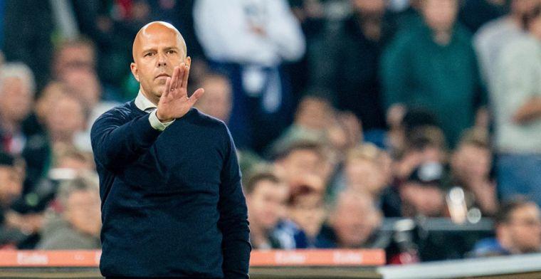 Slot licht Feyenoord-uitblinker uit: 'Vond hem echt heel erg goed spelen'
