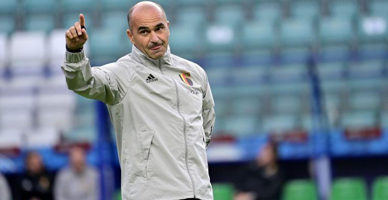 UPDATE: Martinez hoorde niets van Barcelona: Er is eigenlijk geen enkel contact