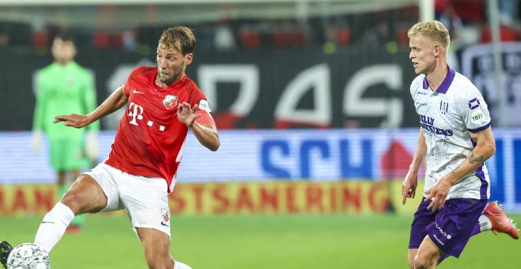 LIVE-discussie: FC Utrecht-captain Janssen zit op de bank tegen NEC