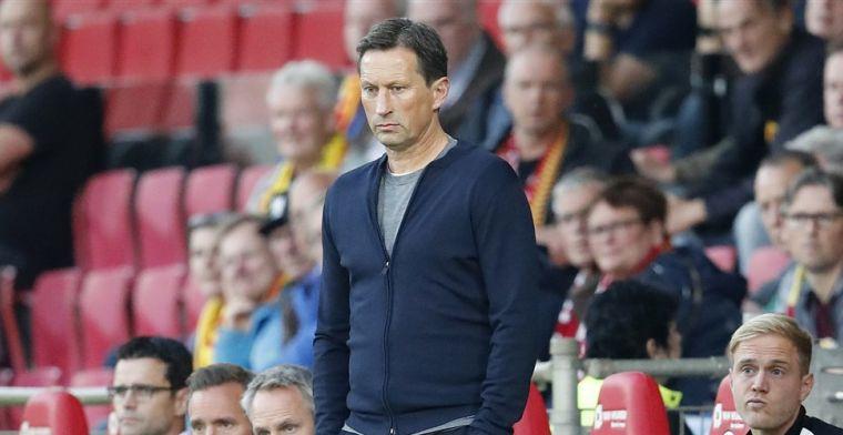 Schmidt: 'Go Ahead was onze beste tegenstander in de Eredivisie tot nu toe'