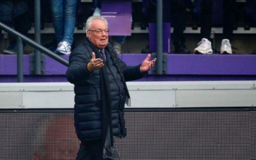 Vanden Stock reageert op heisa bij Anderlecht: 'Strategie van de club'