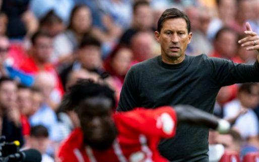 'Dat kan Schmidt toch niet zeggen? Ze zijn net met 0-4 afgepoetst door Feyenoord'