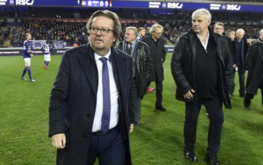 Coucke reageert bij Anderlecht: 'Verheugd en tegelijk triest'