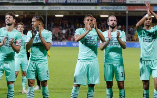 'Er is nog geen man overboord voor PSV, maar de vorm is zorgelijk'