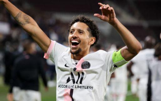 100 miljoen van Chelsea laten PSG en Marquinhos koud