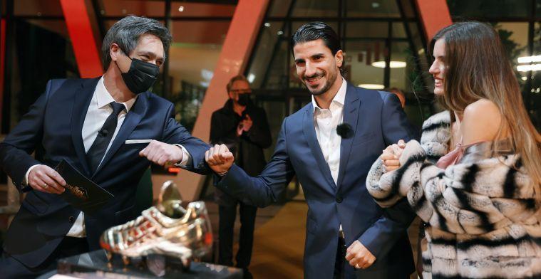 'Refaelov (Anderlecht) krijgt vanavond tegen KAA Gent de Gouden Schoen'