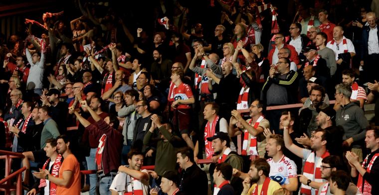 KV Kortrijk doet oproep aan supporters voor de derby tegen Zulte-Waregem