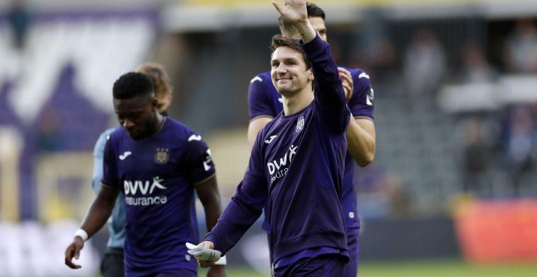 """Raman (Anderlecht) kon ook naar KAA Gent: """"Er zijn gesprekken geweest"""""""