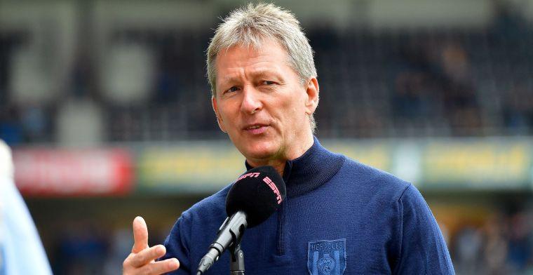 'Ik zou hetzelfde doen als Henk de Jong, Ajax is geen PEC Zwolle'