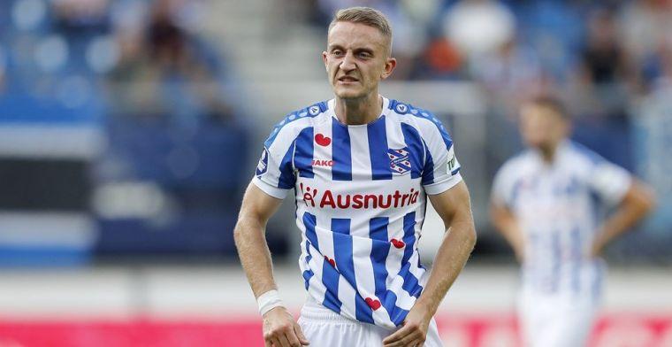 Forse concurrentie voor Heerenveen-middenvelder: 'Modric, Brozovic, Kovacic...'