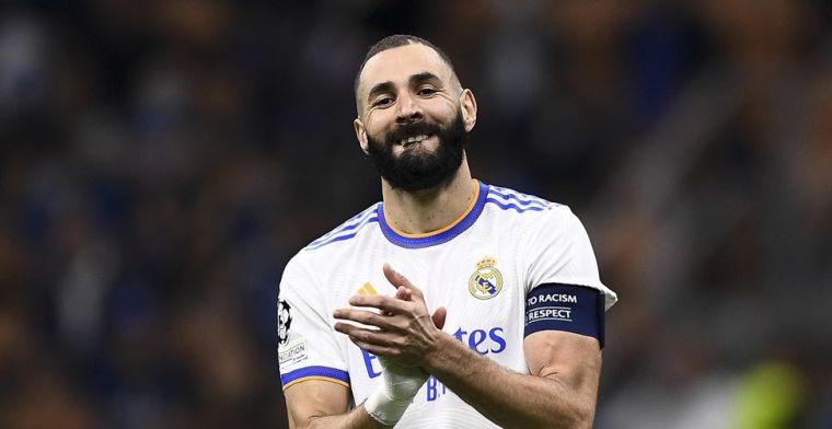 Real Madrid haalt uit zonder Hazard: mijlpaal voor Benzema en hattrick van Asensio