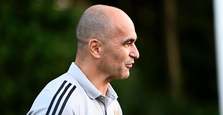 Martinez zet schouders onder warm initiatief van de FIFA