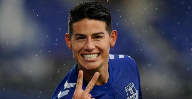 James duikt na Everton-vertrek weer op en gaat geld binnenharken in Qatar