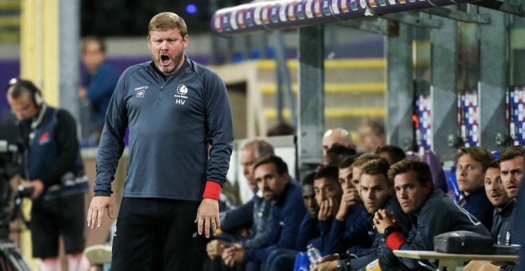Vanhaezebrouck: We hebben met te veel respect gespeeld